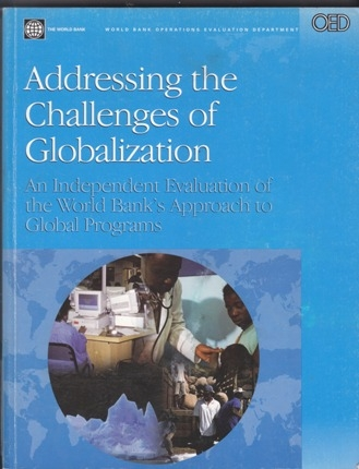 Addressing the Challenges of Globalization