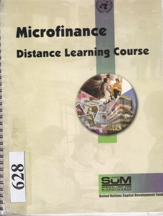 Microfinance: Distance learning course